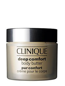Clinique Deep Comfort Body Butter NO COLOR