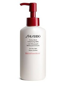 Shiseido Extra Rich Cleansing Milk NO COLOR