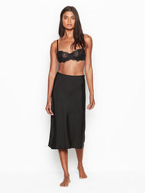 Victoria Secret Midi Slip Skirt