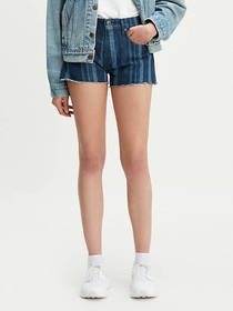 Levi's High Rise Womens Shorts