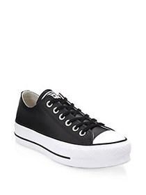 Converse Chuck Taylor All Star Lift Leather Low-To