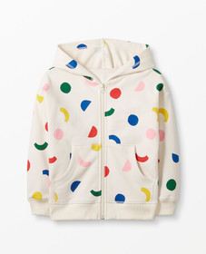 Hanna Andersson Shaping Up Hoodie