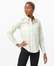 Lulu Lemon Full Day Ahead Shirt | Women's Shirts