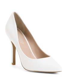 CHARLES BY CHARLES DAVID Leather Pumps