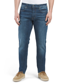 G-STAR RAW 3301 Cyclo Stretch Straight Jeans
