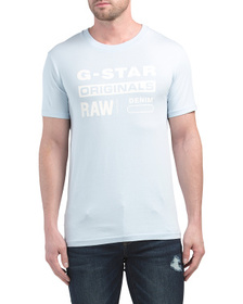 G-STAR RAW Graphic 8 Tee