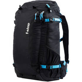 f-stop Loka UL Backpack (Black/Blue, 37L)