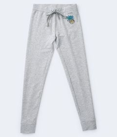 Aeropostale Pineapple Fitted Joggers