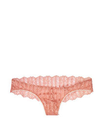 Victoria Secret Lace Cutout Thong Panty