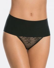 Spanx Undie-tectable® Lace Thong