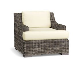 Pottery Barn Huntington All-Weather Wicker Slope A