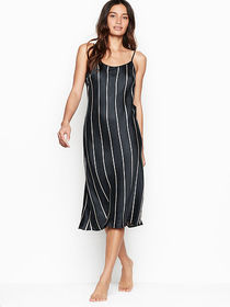 Victoria Secret Cupro Slip Dress