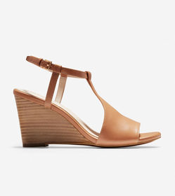 Cole Haan Maddie Open Toe Wedge