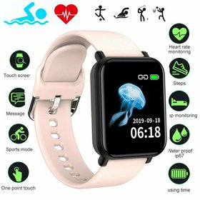 Smart Watch,Fitness Tracker Watch with Heart Rate