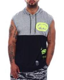 Ecko radiant rhino sleeveless hoody (b&t)