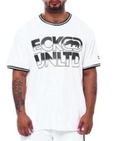 Ecko set up s/s knit (b&t)
