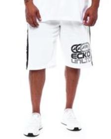 Ecko triple stack short (b&t)