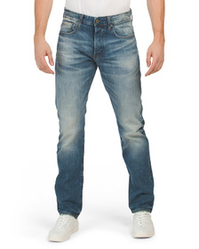 G-STAR RAW 3301 Higa Straight Tapered Leg Jeans