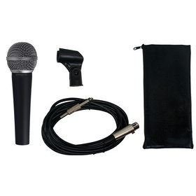 Chromacast Vocal Microphone with Cable and Clip
