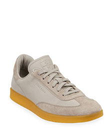 Cole Haan Men's Grand Pro Turf Mixed Leather Class
