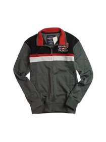 Ecko Unltd. Mens Double Chest Stripe Track Jacket