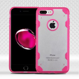 Insten Hard Crystal TPU Cover Case for Apple iPhon