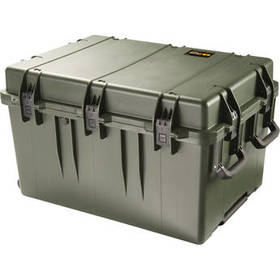 Pelican iM3075 Storm Trak Case without Foam (Olive