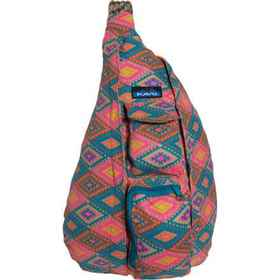 Kavu Rope Bag (For Women) in Rhombus Rug
