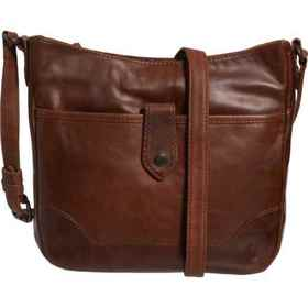 Frye Melissa Button Crossbody Bag - Leather (For W