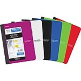 Five Star Composition Notebooks, 7.5 x 9.7, Colleg