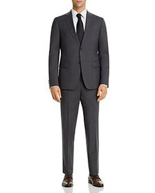 Z Zegna - Micro-Check Slim Fit Suit