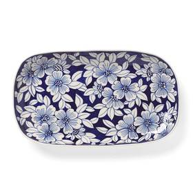 Lenox Painted Indigo™ Rectangular Tray