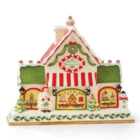 Lenox Light-Up & Musical Bakeshop Centerpiece