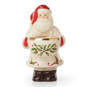 Lenox Hosting the Holidays™ Santa Candy Dish