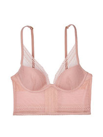 Victoria Secret Lightly Lined Long Line Bra