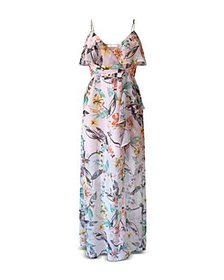 BCBGeneration - Aloha Floral Maxi Dress