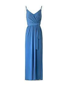 BCBGeneration - Faux Wrap Maxi Dress