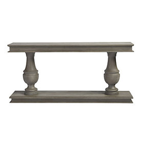 Andrews Console Table - Graywash