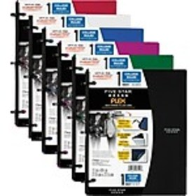 Mead Five Star Flex 1 Subject College Ruled Hybrid