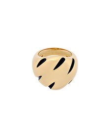 Cartier Estate 18K Yellow Gold Claw Ring Size 6.25