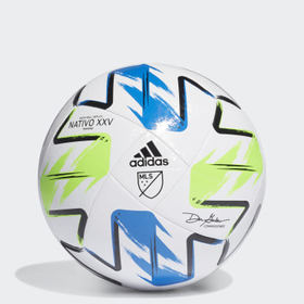 Adidas Men's Soccer White MLS Nativo XXV Training