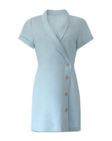 BCBGeneration - Chambray Button Dress