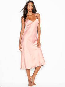 Victoria Secret Satin Slip Dress