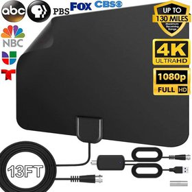 [LATEST 2020] Amplified HD Digital TV Antenna Long on sale at Walmart