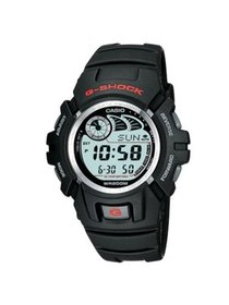Men's G-Shock Watch With Afterglow Backlight, Blac