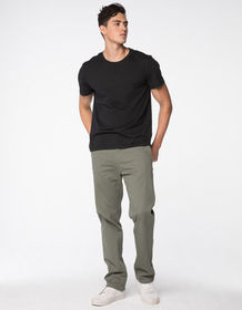RSQ New York Slim Straight Washed Heather Olive Me