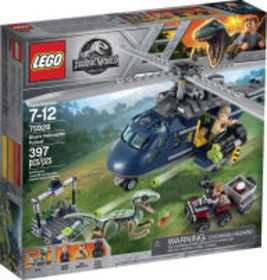 Title: LEGO Jurassic World 75928 Blue's Helicopter
