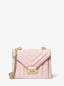Michael Kors Whitney Small Quilted Leather Convert
