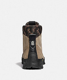Coach hybrid coach city hiker boot with horse and.