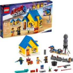 Title: LEGO The LEGO Movie Emmet's Dream House and